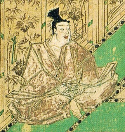 安達泰盛の肖像画