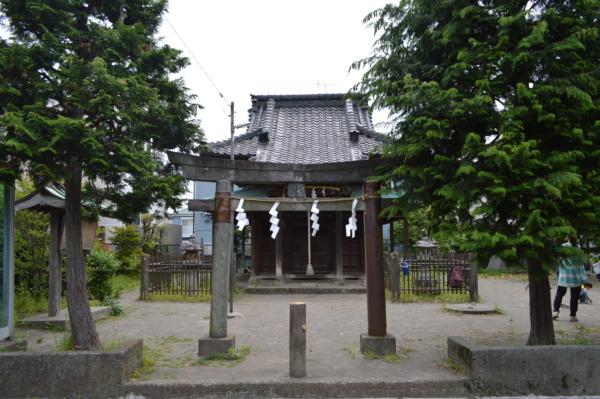 鎌倉 巽神社