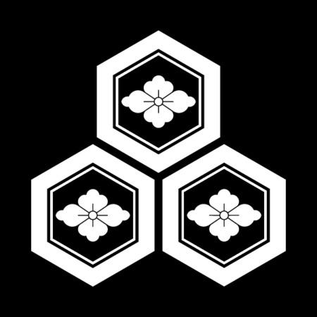 二階堂氏の家紋